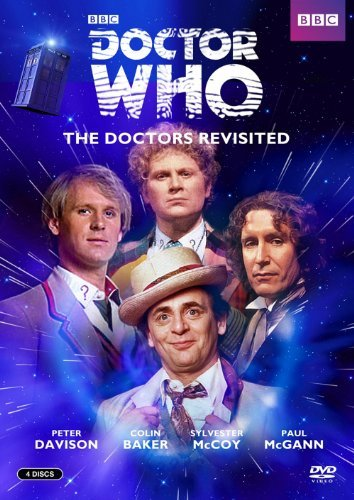 Doctors Revisited 5 8 Doctor Who Nr 4 DVD