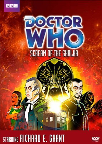 Scream Of The Shalka Doctor Who Nr
