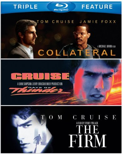 Collateral Days Of Thunder The Cruise Tom Blu Ray Ws Nr 3 DVD