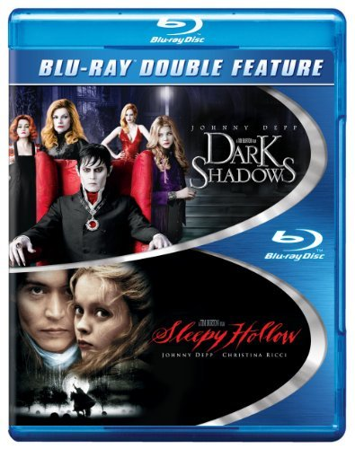 Dark Shadows 2012 Sleepy Hollo Dark Shadows 2012 Sleepy Hollo Blu Ray Ws Double Feature