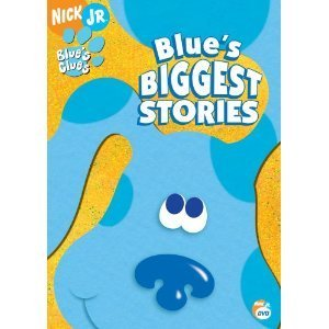 Blue's Clues Blue's Biggest S Blue's Clues Blue's Biggest S