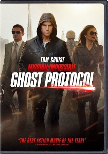 Mission Impossible Ghost Proto Cruise Renner Pegg Patton Rental Version