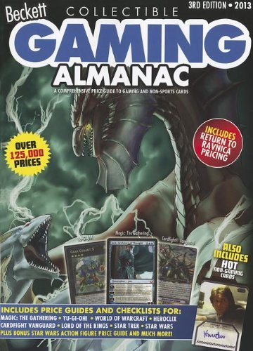 Beckett Media Beckett Gaming Almanac No. 3 0003 Edition;