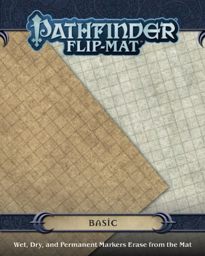 Pathfinder Rpg Basic Flip Mat