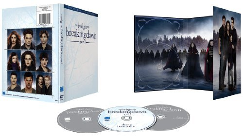 Twilight Breaking Dawn Part 2 Twilight Breaking Dawn Part 2 3 Disc Deluxe DVD + Digital Copy + Ultraviolet