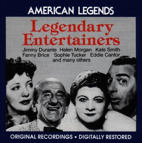 Various Artists Legendary Entertainers