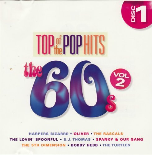 Various Artists Top Of The Pop Hits The 60's Vol 2 Disc 1