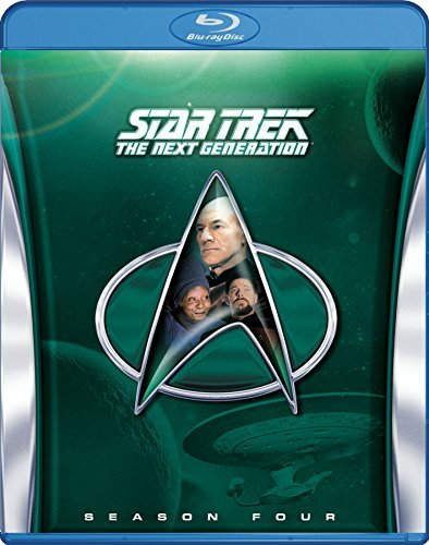 Star Trek Next Generation Season 4 Blu Ray Nr