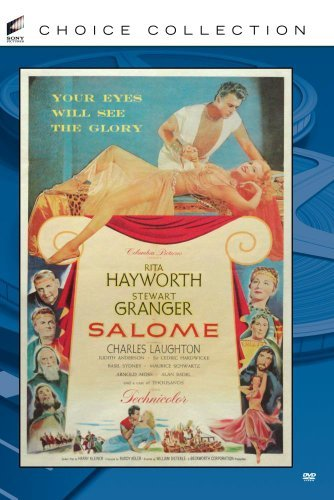 Salome (1953) Hardwicke Granger Hayworth Lau DVD Mod This Item Is Made On Demand Could Take 2 3 Weeks For Delivery