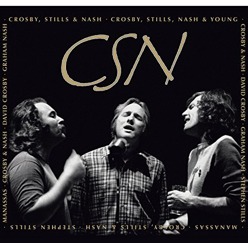 Crosby Stills & Nash Crosby Stills & Nash Box Set 4 CD