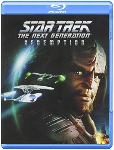 Star Trek Next Generation Redemption Blu Ray Uv Nr Ws