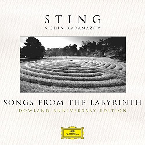 Sting Songs From The Labyrinth Special Ed. Incl. DVD