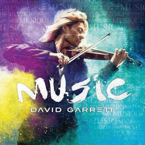 David Garrett Music