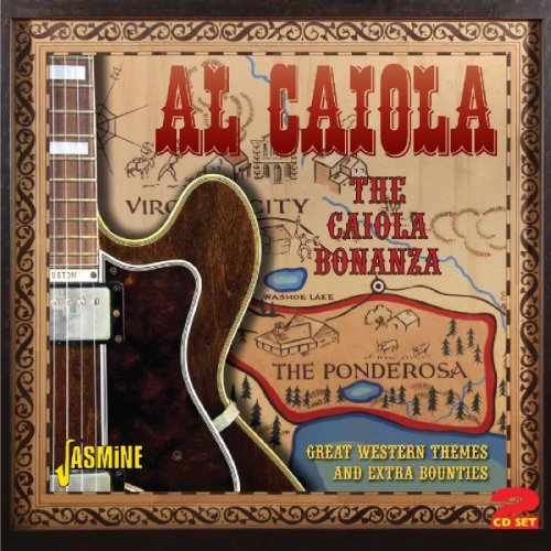 Al Caiola Caiola Bonanza Great Western T Import Gbr 2 CD