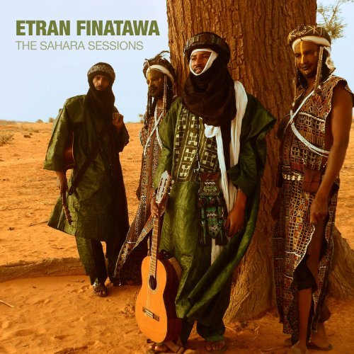 Etran Finatawa Sahara Sessions Incl. Digital Download