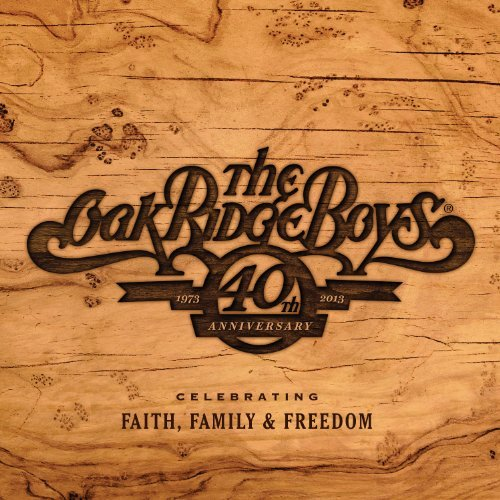 Oak Ridge Boys 40th Anniversary