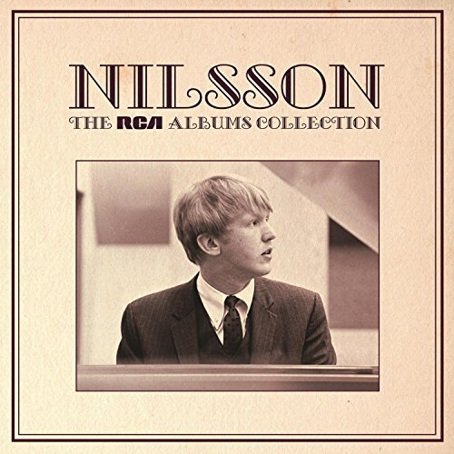 Harry Nilsson Complete Rca Albums Collection 17 CD