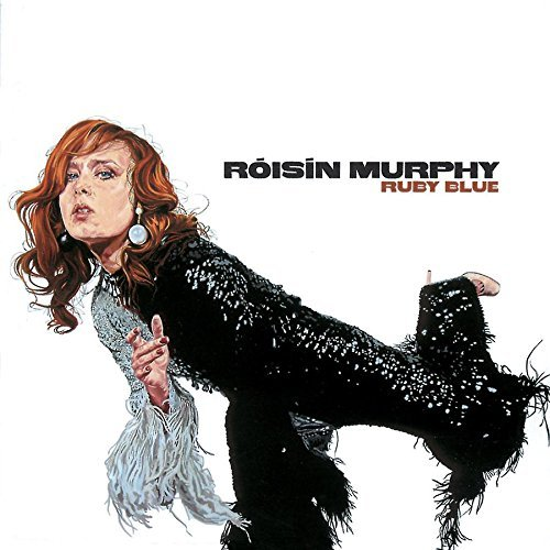 Roisin Murphy Ruby Blue Import Gbr