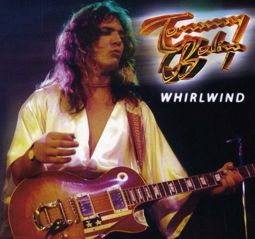 Tommy Bolin Whirlwind Deluxe Box Edition