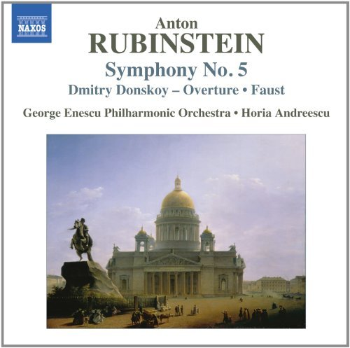 Rubinstein A. Symphony No. 5 Dmitry Donskoy George Enescu Po*horia Andrees