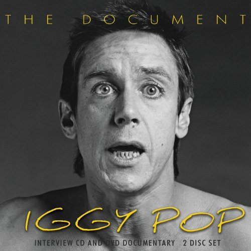 Iggy Pop Document Incl. DVD