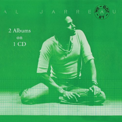 Al Jarreau We Got By & Glow Lmtd Ed. Remastered 2 On 1