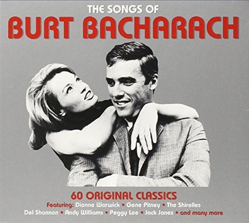 Songs Of Burt Bacharach Songs Of Burt Bacharach Import Gbr 3 CD