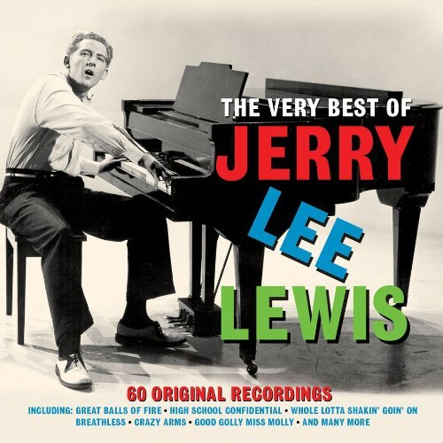 Jerry Lee Lewis Very Best Of Import Gbr 3 CD