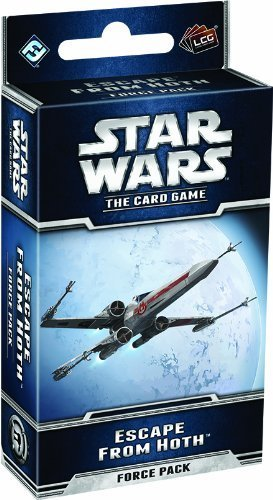 Star Wars Lcg Escape From Hoth Force Pack