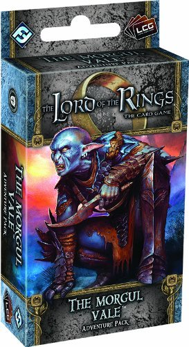 Lord Of The Rings Lcg The Morgul Vale Adventure Pack