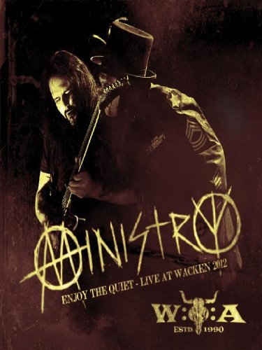 Ministry Enjoy The Quiet Live At Wacken Import Eu 2 CD DVD