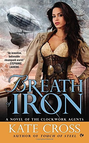 Kate Cross Breath Of Iron