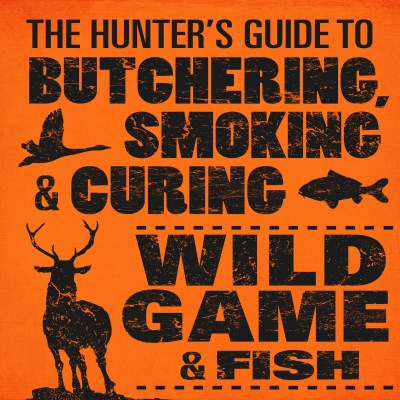 Philip Hasheider The Hunter's Guide To Butchering Smoking And Cur
