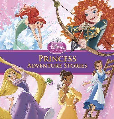 Disney Book Group Princess Adventure Stories