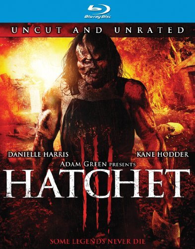 Hatchet 3 Hatchet 3 Blu Ray Nr