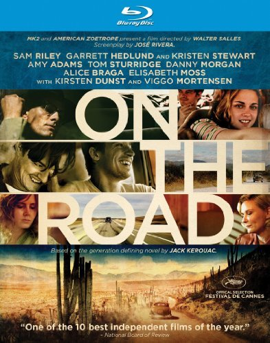 On The Road Riley Hedlund Stewart Blu Ray Ws R