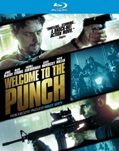 Welcome To The Punch Welcome To The Punch Blu Ray Ws R