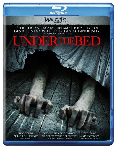 Under The Bed Weston Griffith Holden Blu Ray Ws R