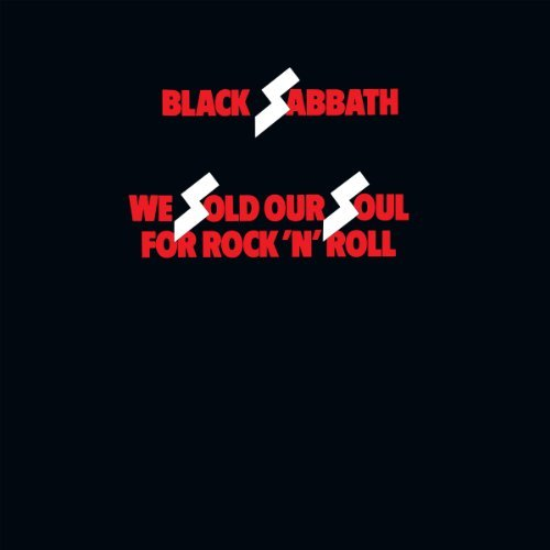 Black Sabbath We Sold Our Soul For Rock N Ro 180gm Vinyl 2 Lp