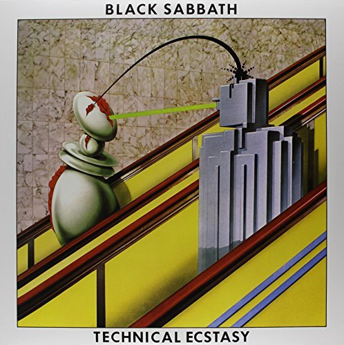 Black Sabbath Technical Ecstasy 180gm Vinyl