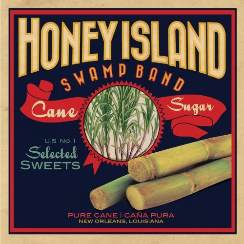 Honey Island Swamp Band Cane Sugar