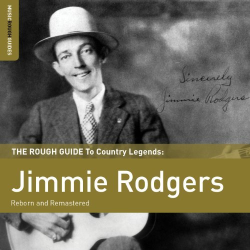 Jimmie Rodgers Rough Guide To Jimmie Rodgers 2 CD