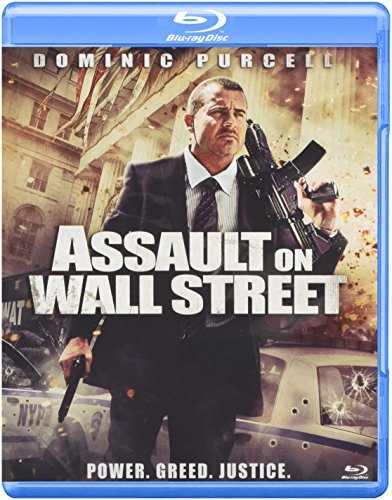 Assault On Wall Street Purcell Roberts Furlong Blu Ray Ws R