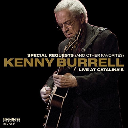 Kenny Burrell Special Requests (and Other Fa