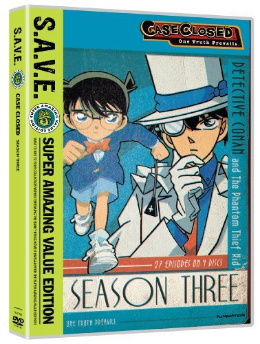 Season 3 S.A.V.E. Case Closed Tvpg