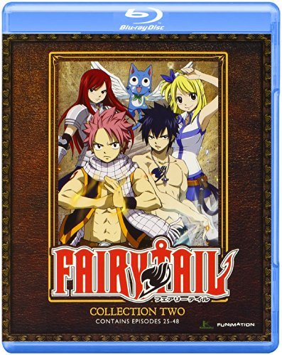 Fairy Tail Collection 2 Blu Ray Ws Collection 2
