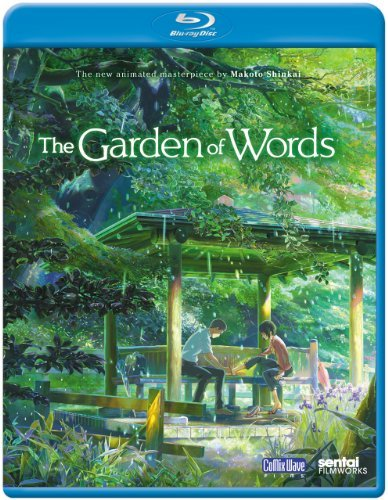 Garden Of Words Garden Of Words Blu Ray Nr