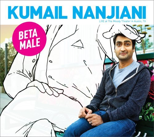 Kumail Nanjiani Beta Male Explicit Version Incl. DVD