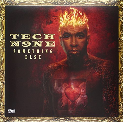 Tech N9ne Something Else Explicit Version 2 Lp