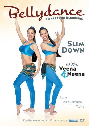 Slim Down With Veena & Neena Bellydance Twins Fitness For B Nr